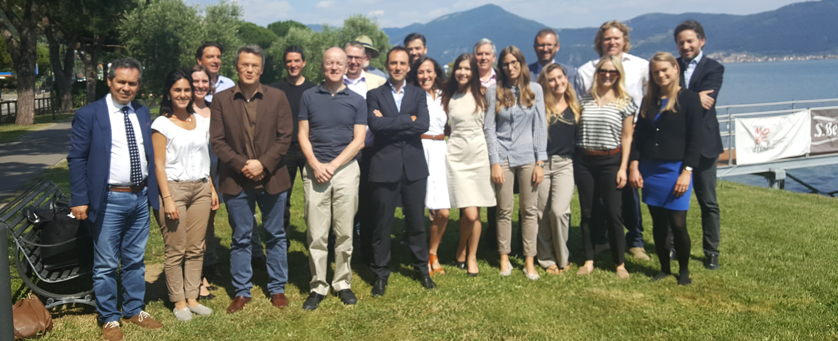 Extradition seminar - Lake Iseo 2018